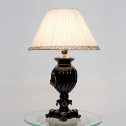 """Pandora"" Murano table lamp"