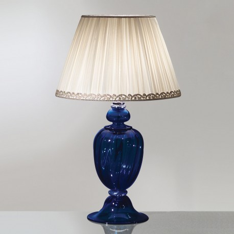 """Elektra"" Murano glass table lamp"