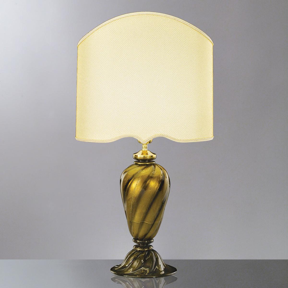 """""""Xenia"""" lampara de sobremesa de Murano"""