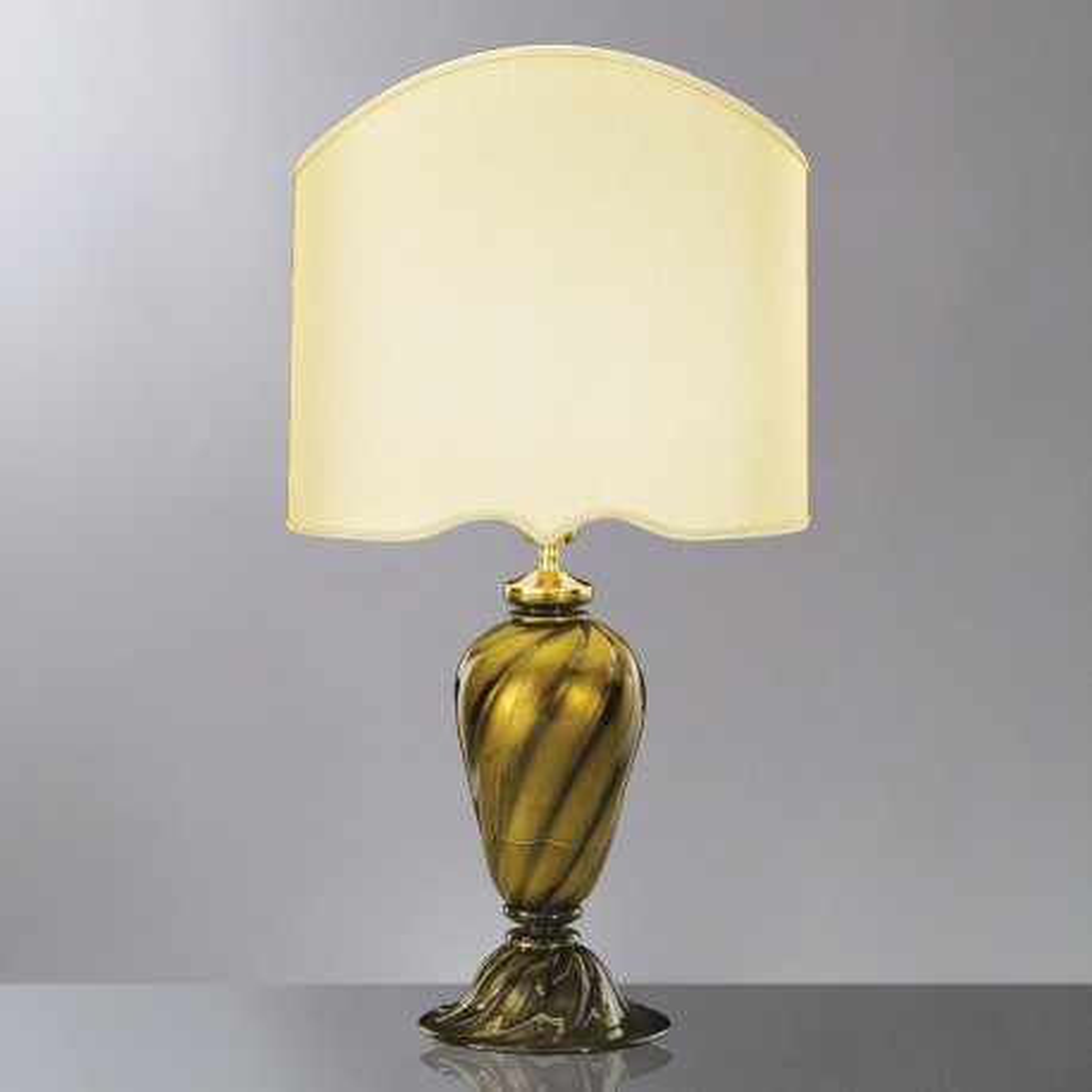 """Xenia"" Murano glass table lamp"
