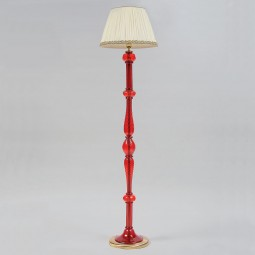 """Calliope"" Murano glass floor lamp"