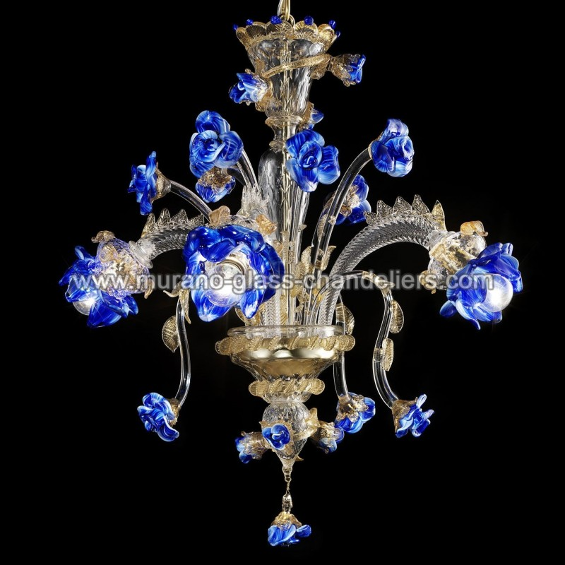manin lustre en verre de murano murano glass chandeliers. Black Bedroom Furniture Sets. Home Design Ideas