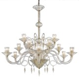 """Dioniso"" Murano glass chandelier"