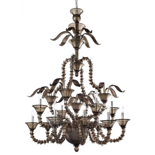 """""""Giano"""" lampara de cristal de Murano"""