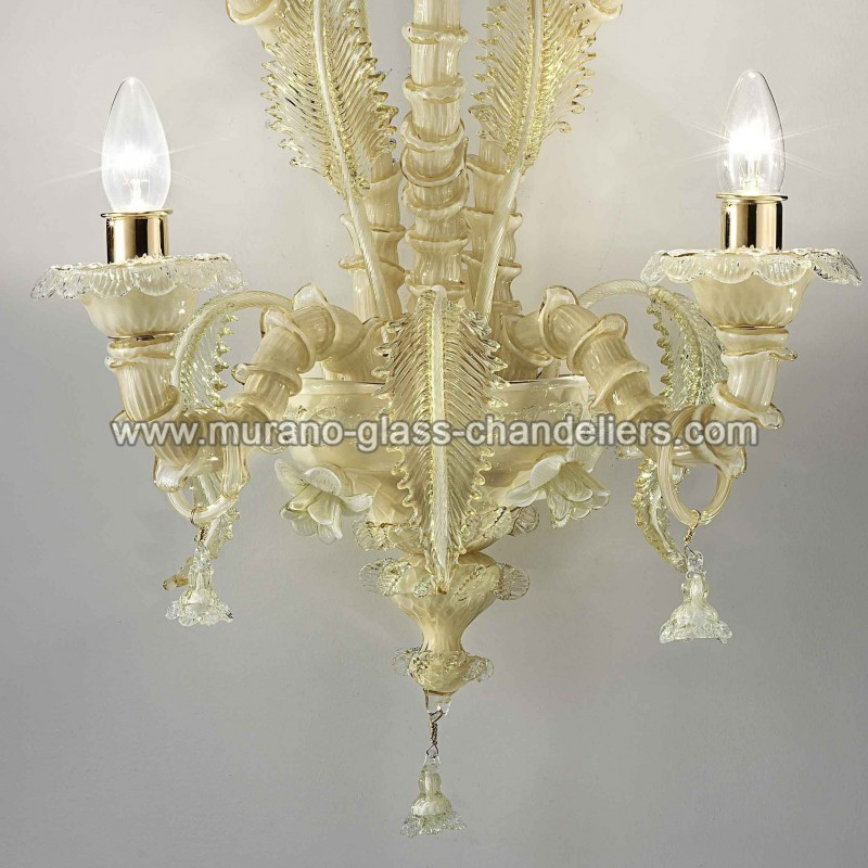 maddalena applique murale de murano murano glass. Black Bedroom Furniture Sets. Home Design Ideas