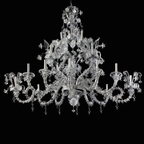 """""""San Giacomo"""" araña de cristal de Murano"""