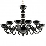 """Raffaello"" Murano glass chandelier"