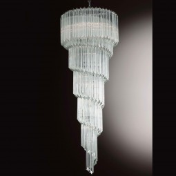 """Marilyn"" Murano glass chandelier"