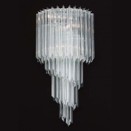 """Marilyn"" Murano glass sconce"