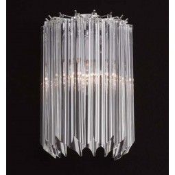 """Sydney"" Murano glass wall sconce"