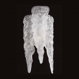 """Stalattite"" Murano glass wall sconce - 1 light"