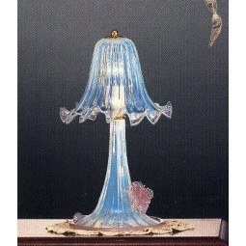 """""""Ducale"""" lámpara pequeña  de mesa de Murano a 1 luz"""