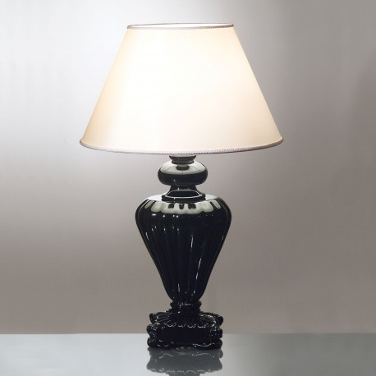 """""""Teti"""" lampe de table en verre de Murano"""