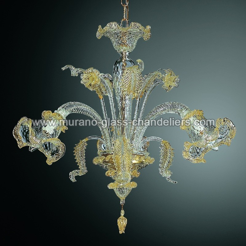 canal grande petit lustre murano murano glass chandeliers. Black Bedroom Furniture Sets. Home Design Ideas