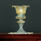 """Fenice"" Murano glass bedside lamp"