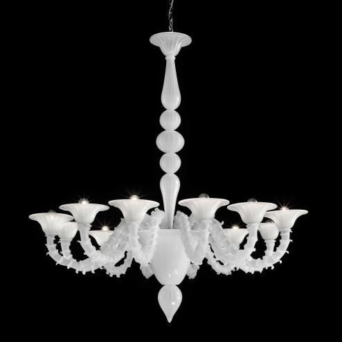 """Candido"" Murano glass chandelier"