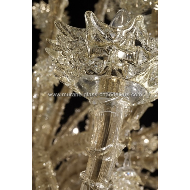 scintilla ara a de cristal de murano murano glass chandeliers. Black Bedroom Furniture Sets. Home Design Ideas