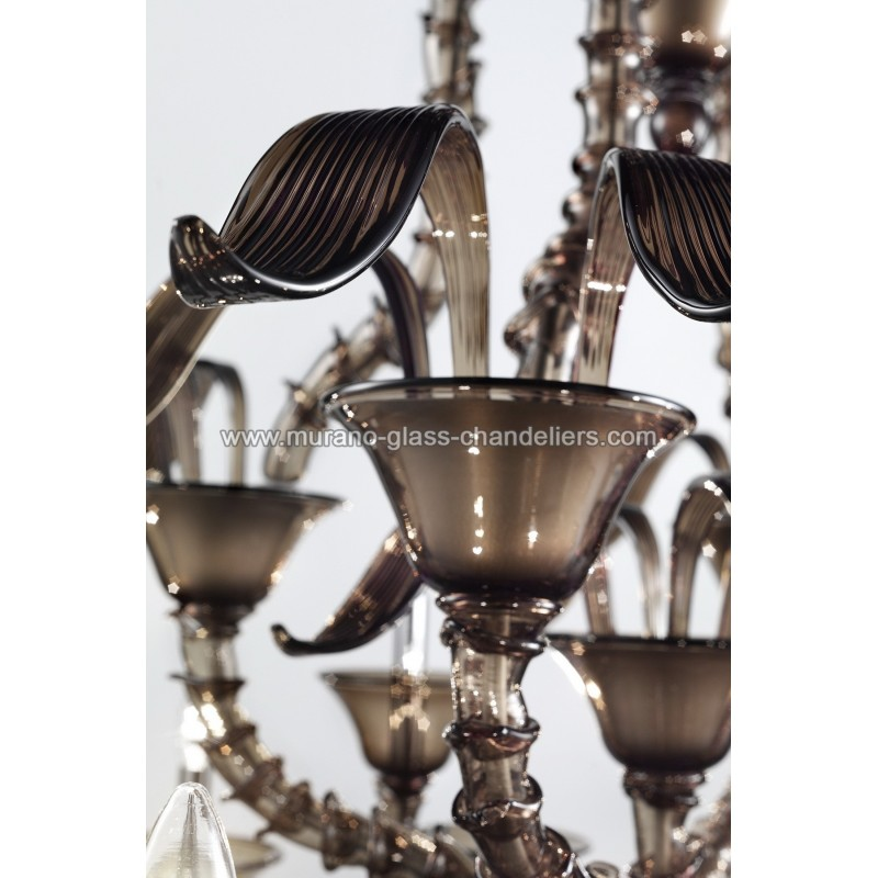 giano lustre en verre de murano murano glass chandeliers. Black Bedroom Furniture Sets. Home Design Ideas