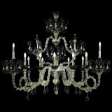 """Nerino"" Murano glass chandelier"