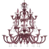 """Altea"" Murano glass chandelier"