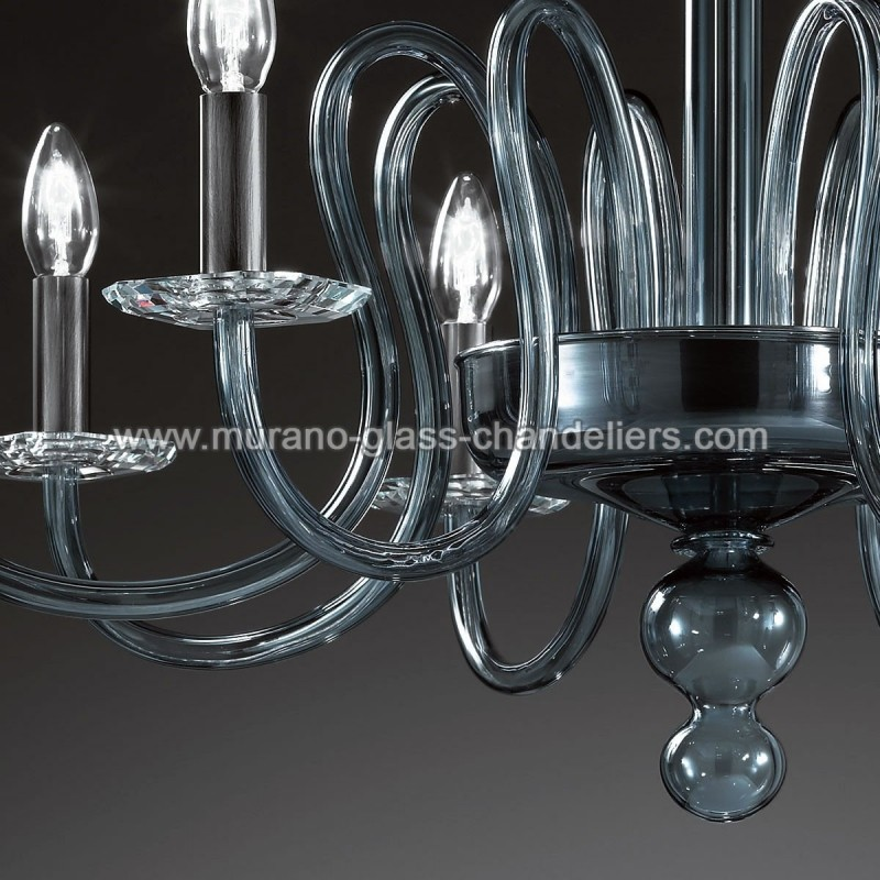 malvolio murano glas kronleuchter murano glass chandeliers. Black Bedroom Furniture Sets. Home Design Ideas