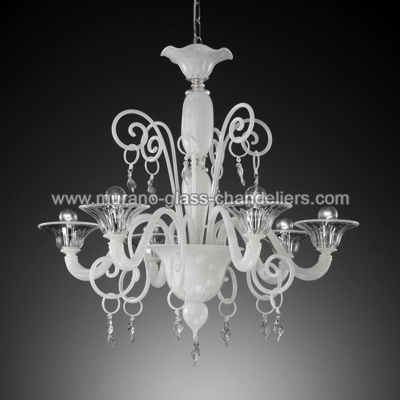 taric lustre en cristal de murano murano glass chandeliers. Black Bedroom Furniture Sets. Home Design Ideas