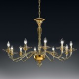 """Aragona"" Murano glass chandelier"