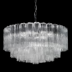 """Holly"" Murano glass chandelier"