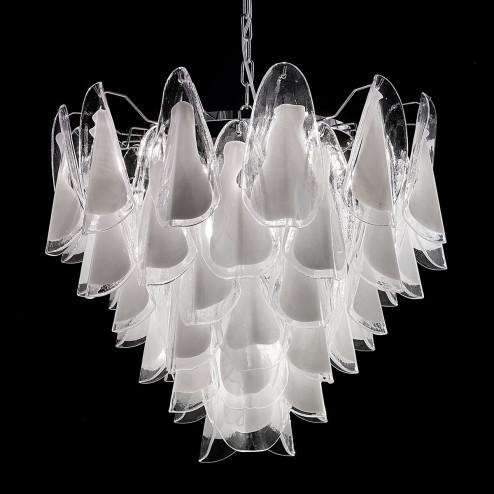 """Lauryn"" Murano glass chandelier"