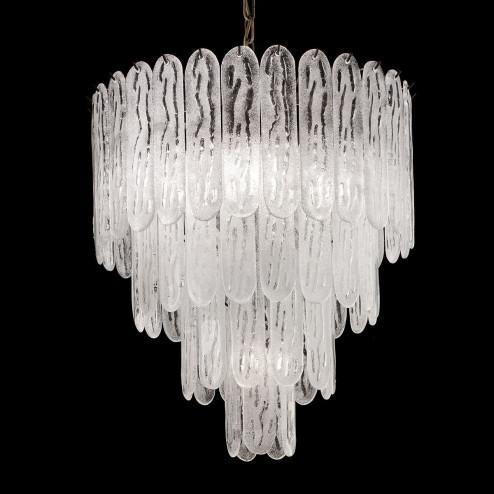 """""""Ivie"""" Murano glass chandelier"""