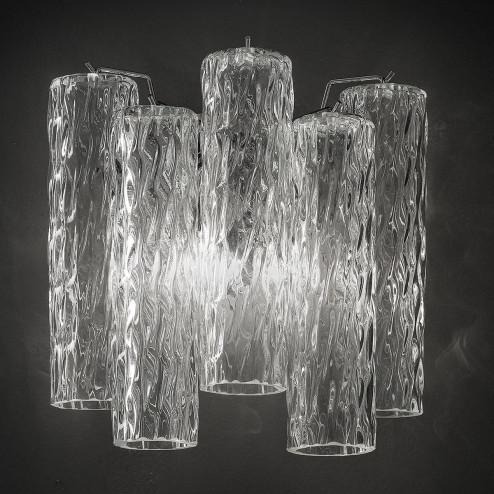 """""""Tronchi"""" applique en verre de Murano"""