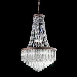 """Sophia"" Murano glass chandelier"