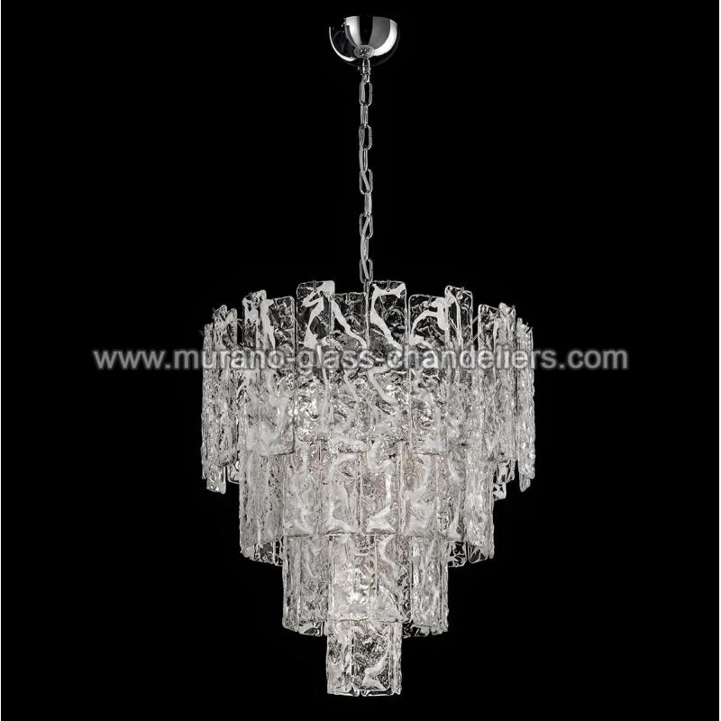 scarlett lustre en cristal de murano murano glass. Black Bedroom Furniture Sets. Home Design Ideas