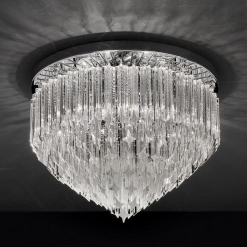 """""""Harmony"""" plafonnier en verre de Murano"""