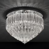 """Harmony"" Murano glass ceiling light"