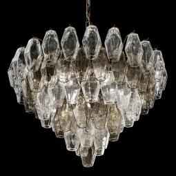 """Henry"" Murano glass chandelier"