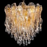 """Karin"" Murano glass chandelier"