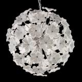 """Lotus"" Murano glass chandelier"