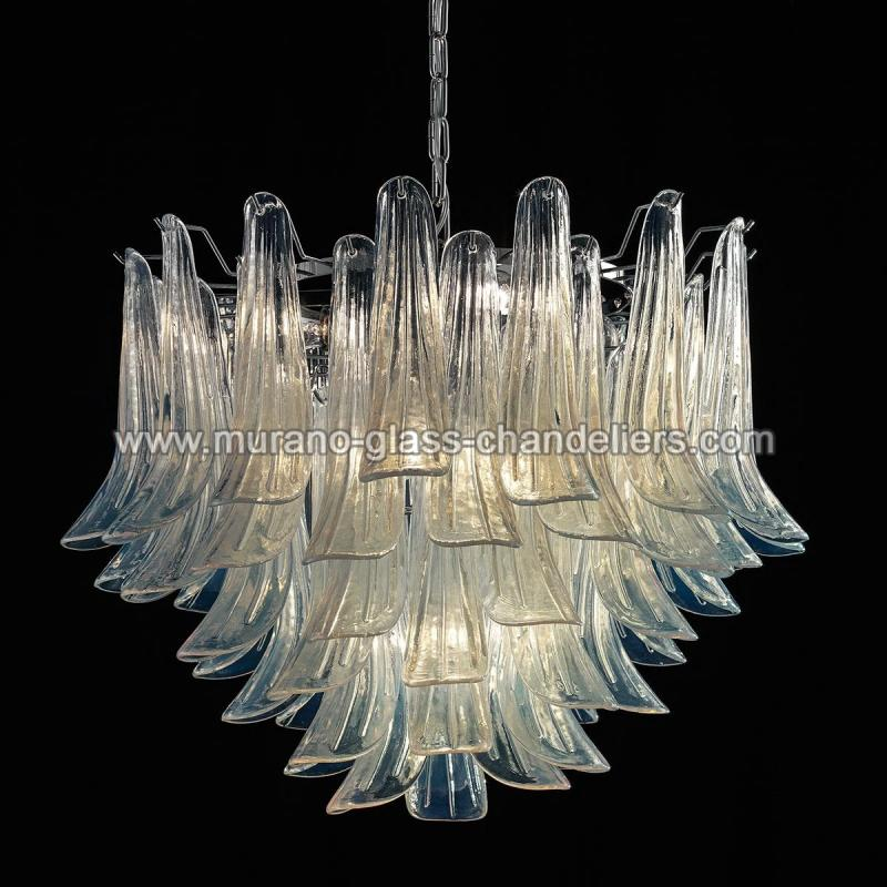 Quot Mildred Quot Murano Glass Chandelier Murano Glass Chandeliers