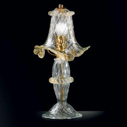 """Gaia"" Murano glass bedside lamp"