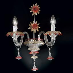 """Florenza"" Murano glass sconce"