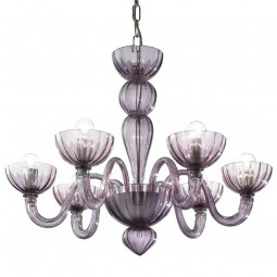 """Redentore"" Murano glass chandelier"