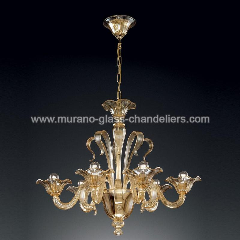 perpetua lustre en cristal de murano murano glass chandeliers. Black Bedroom Furniture Sets. Home Design Ideas