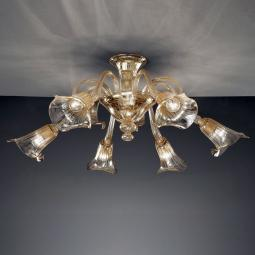 """Agnese"" Murano glass chandelier"