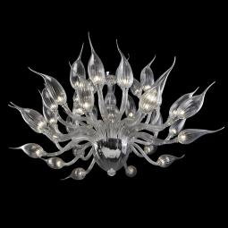 """Proserpina"" Murano glass chandelier"