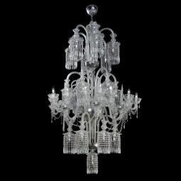 """Serse"" Murano glass chandelier"