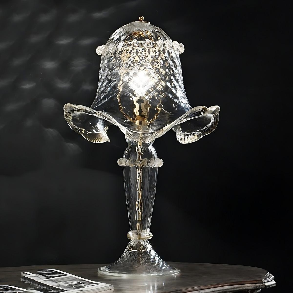 canal grande lampe en verre de murano murano glass. Black Bedroom Furniture Sets. Home Design Ideas