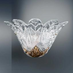"""Animus"" Murano glass sconce"