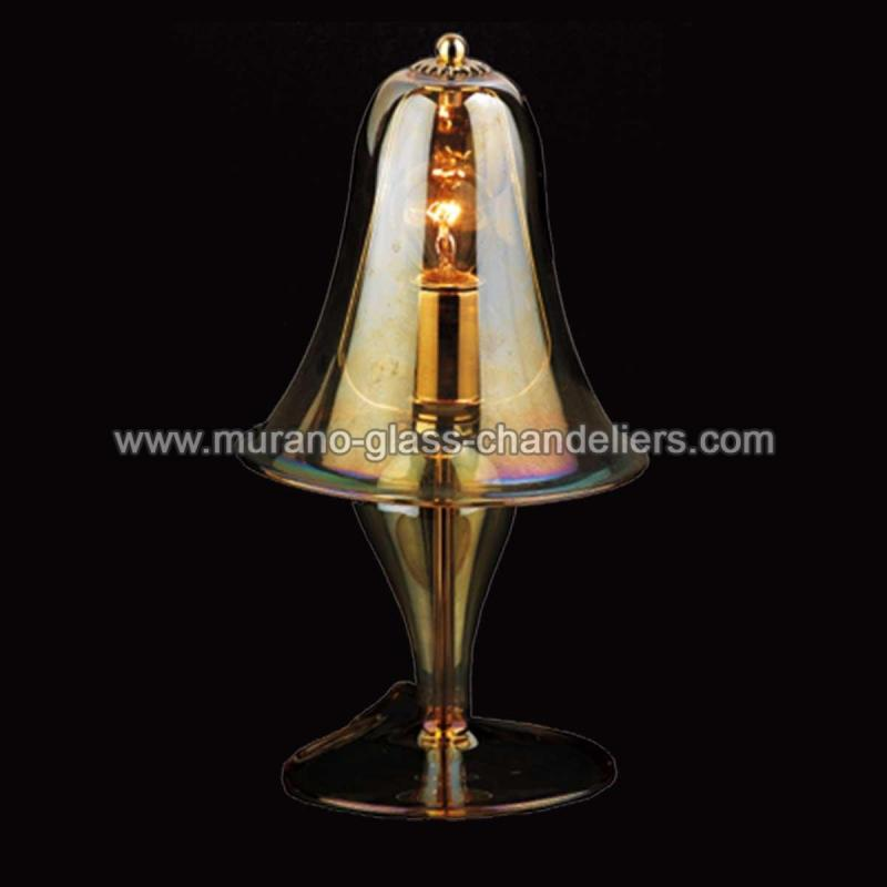alcesti lampe de chevet en verre de murano murano glass chandeliers. Black Bedroom Furniture Sets. Home Design Ideas