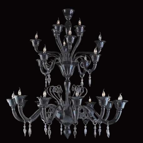 nito murano glas kronleuchter murano glass chandeliers. Black Bedroom Furniture Sets. Home Design Ideas